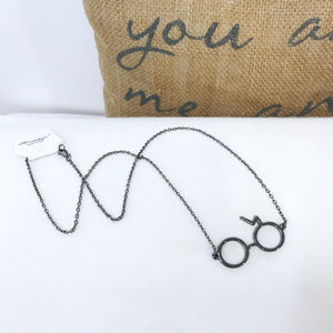 Boutique Jewelry - 🎀 NEW Harry Potter Glasses & Lightning Necklace